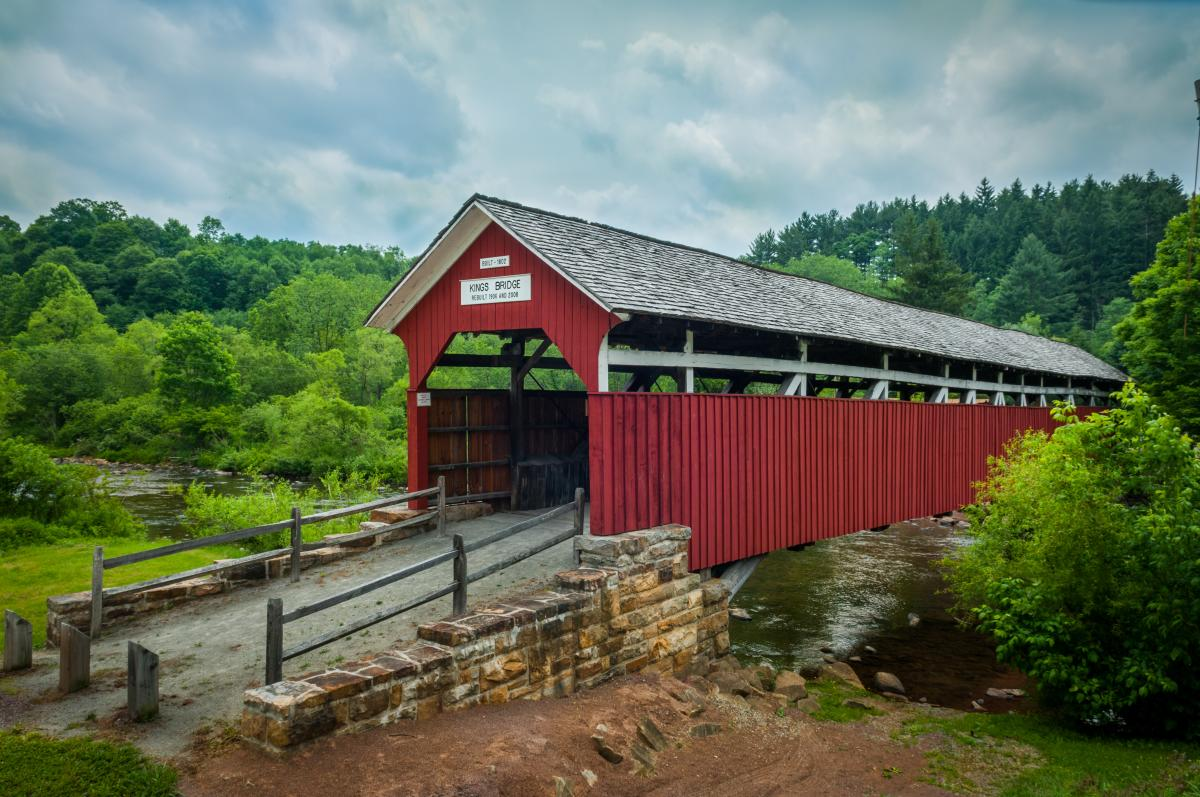 King's Covered Bridge