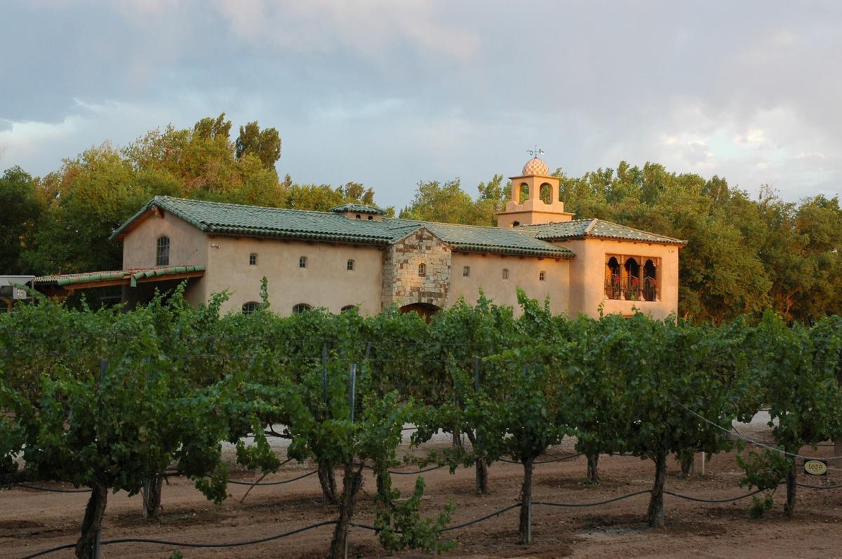 Casa Rodeña Winery