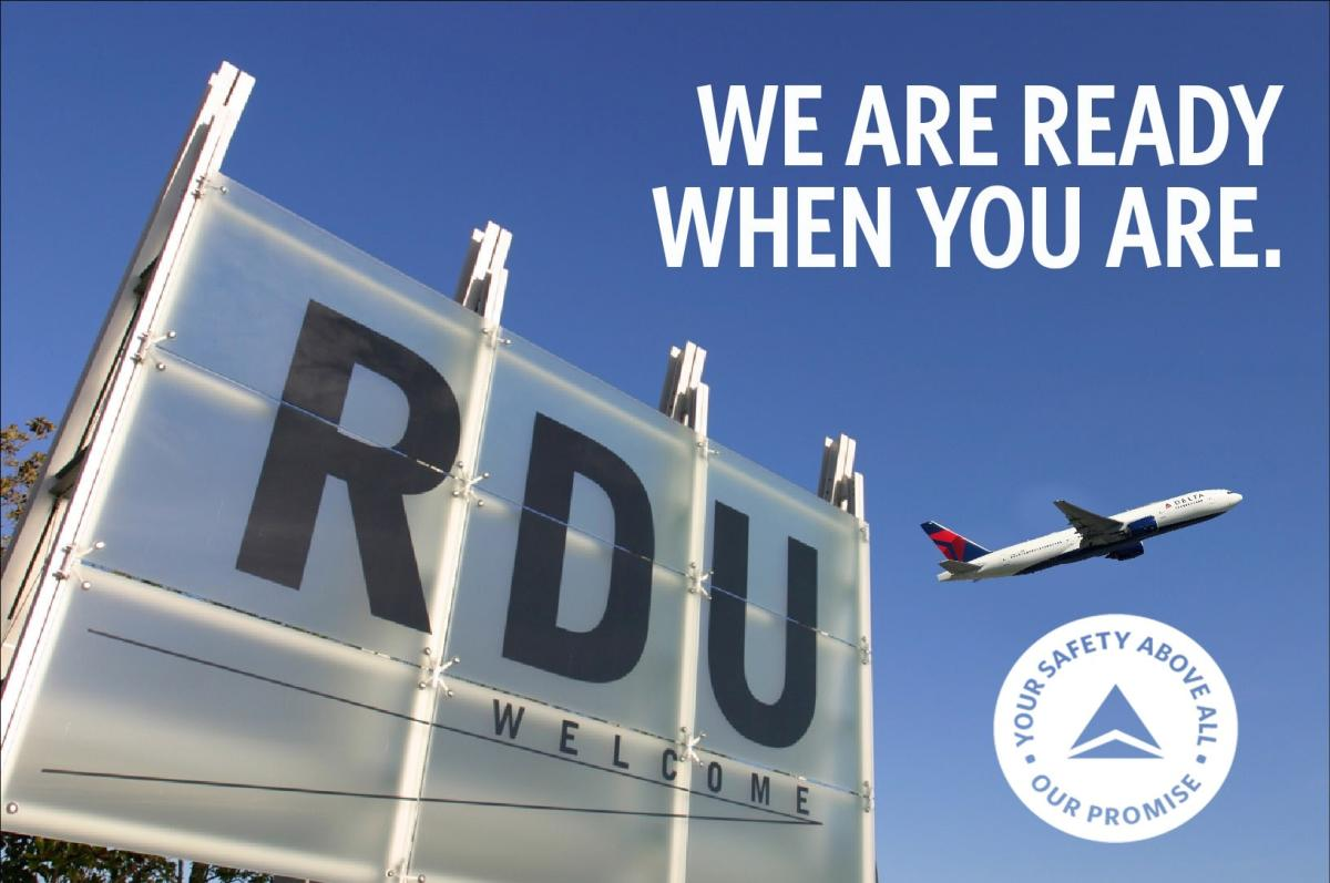 RDU and Delta