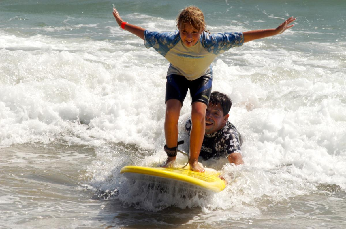 Surf City VIP Surf Lesson