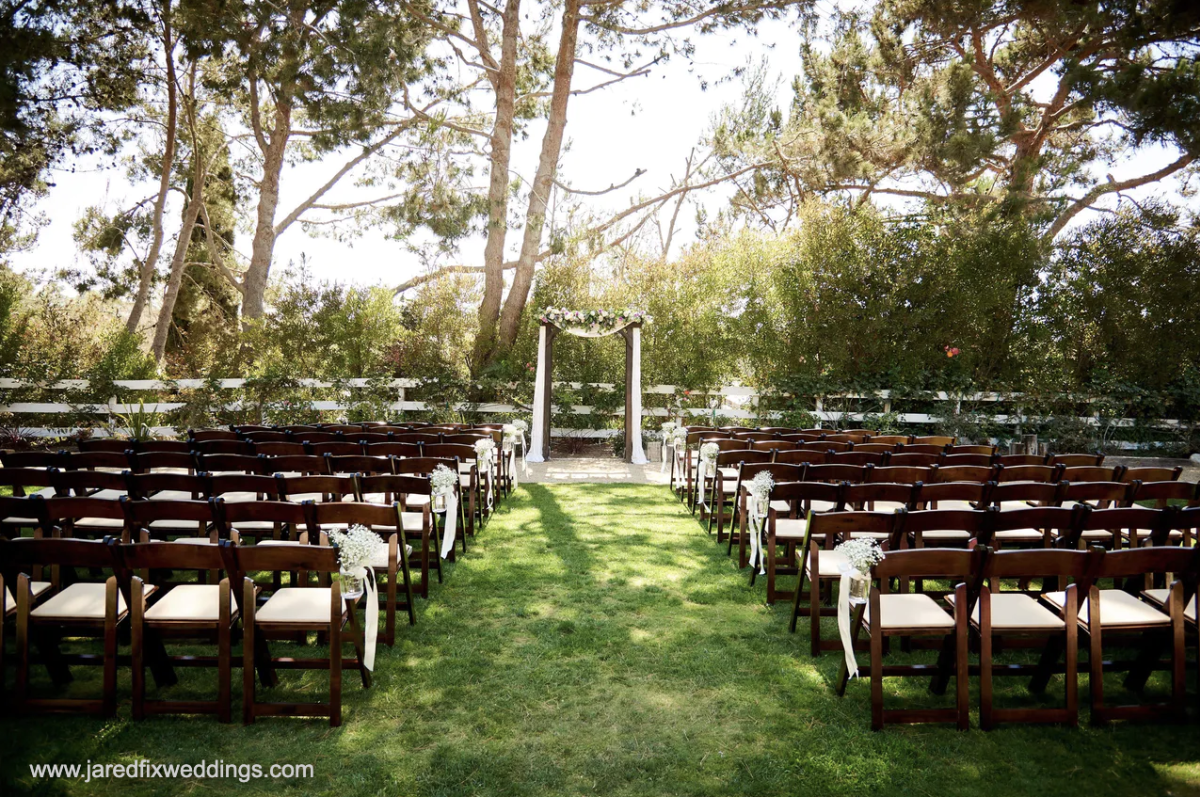 Huntington Beach Barn Weddings