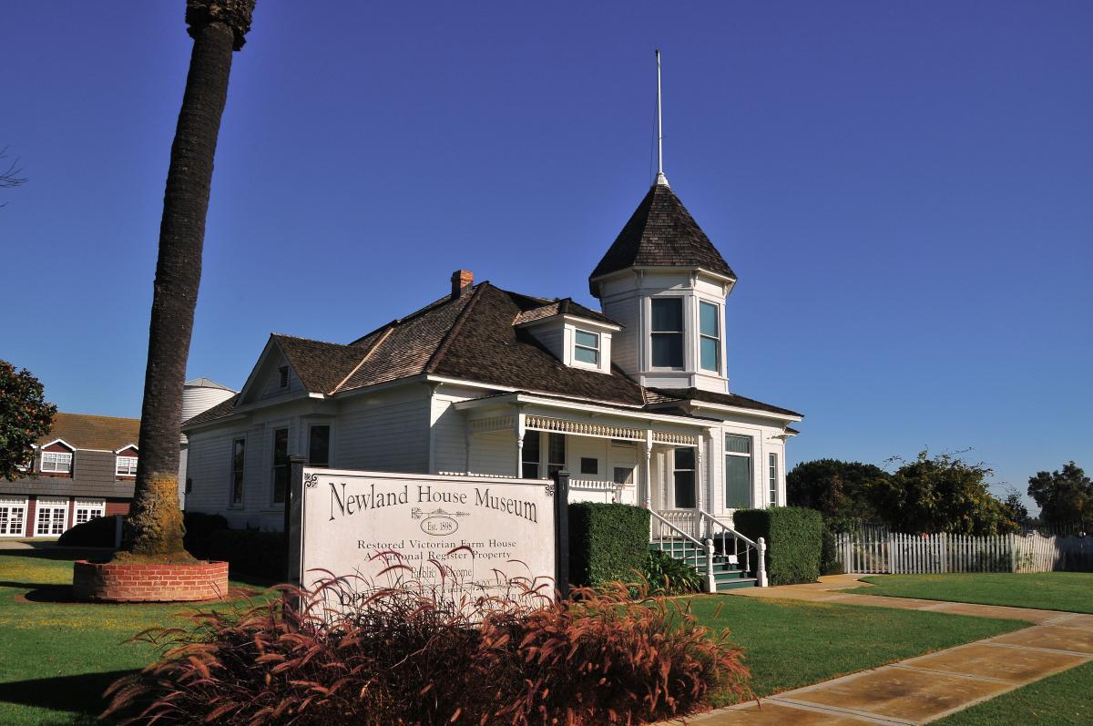 newland house #1