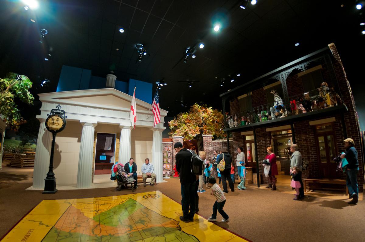 EarlyWorks Children's Museum in Huntsville, AL