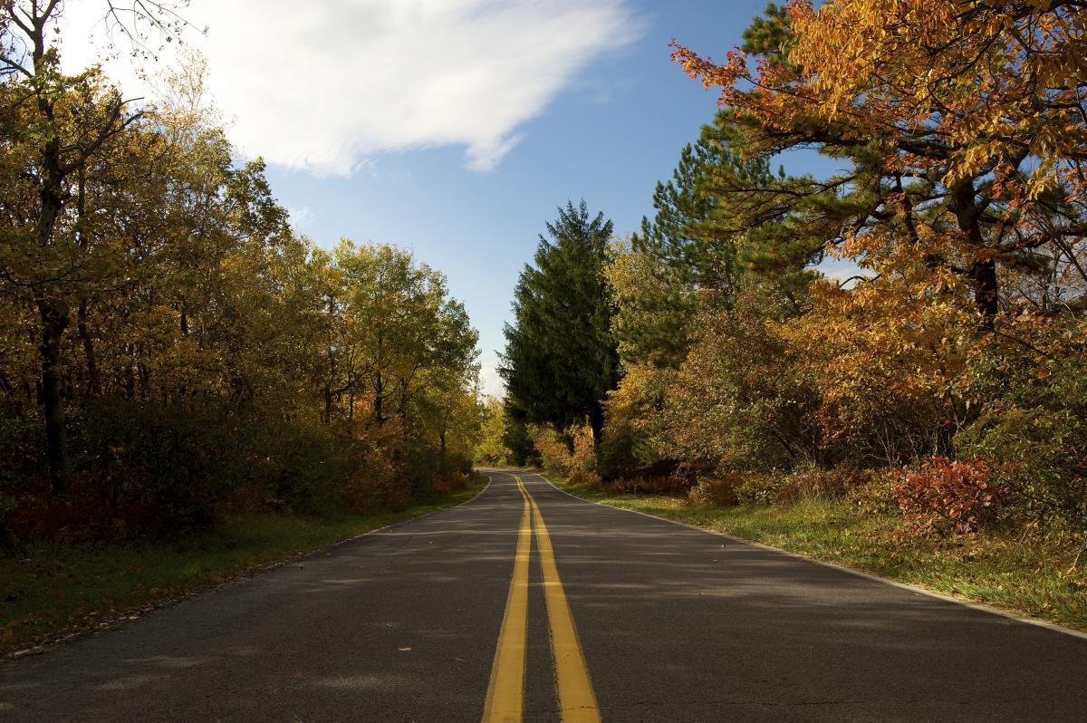 Go for a Scenic Drive through the Poconos