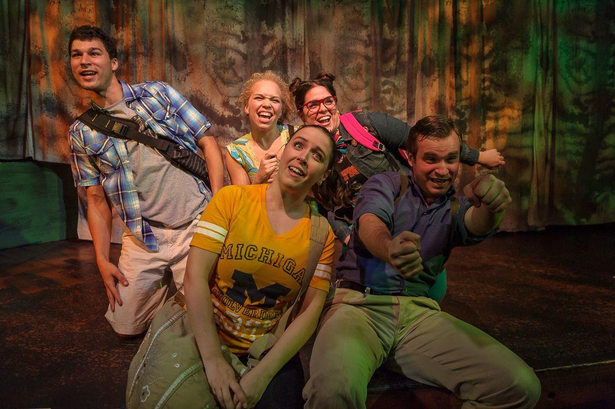 Evil Dead the Musical at Red Branch Theatre Company