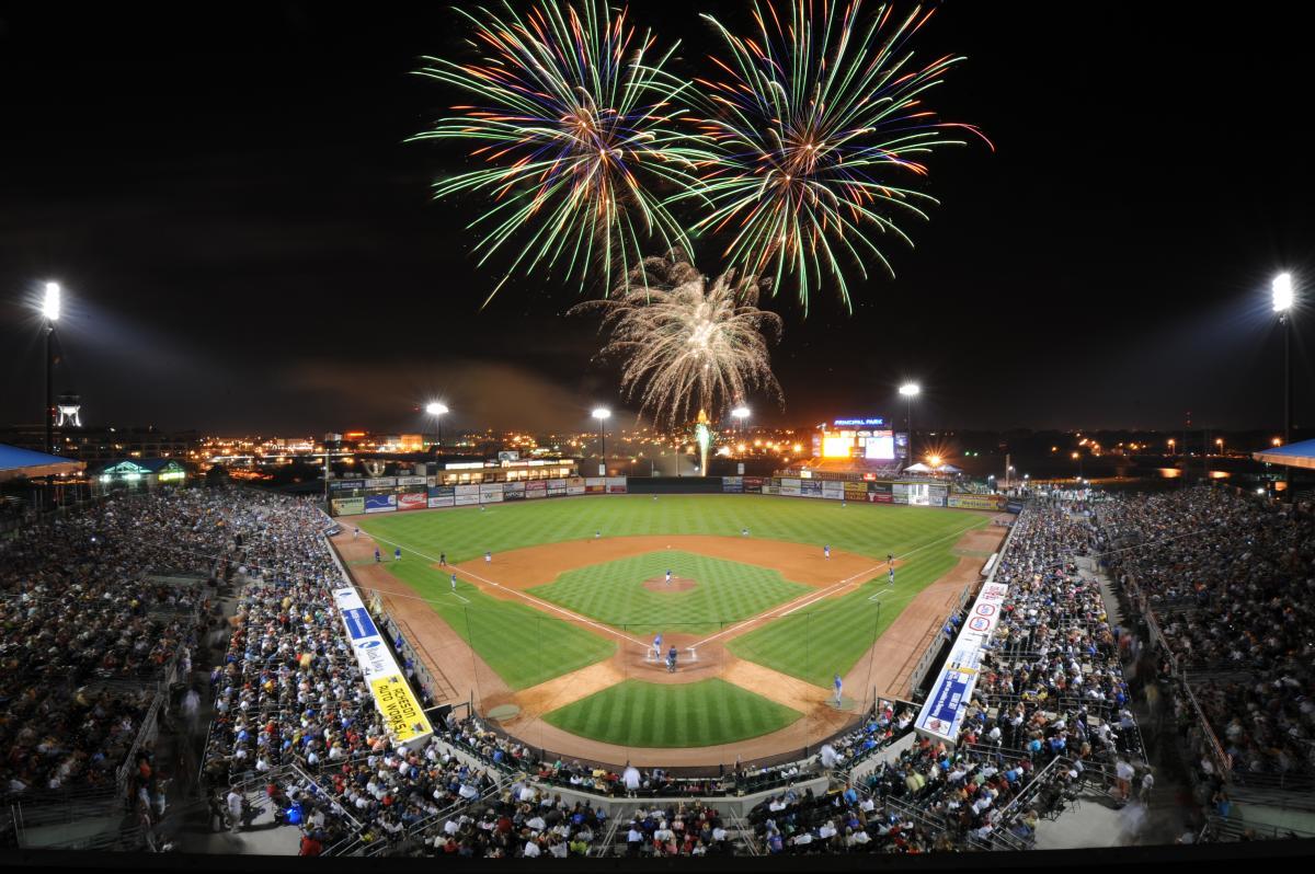Catch Des Moines - Iowa Cubs