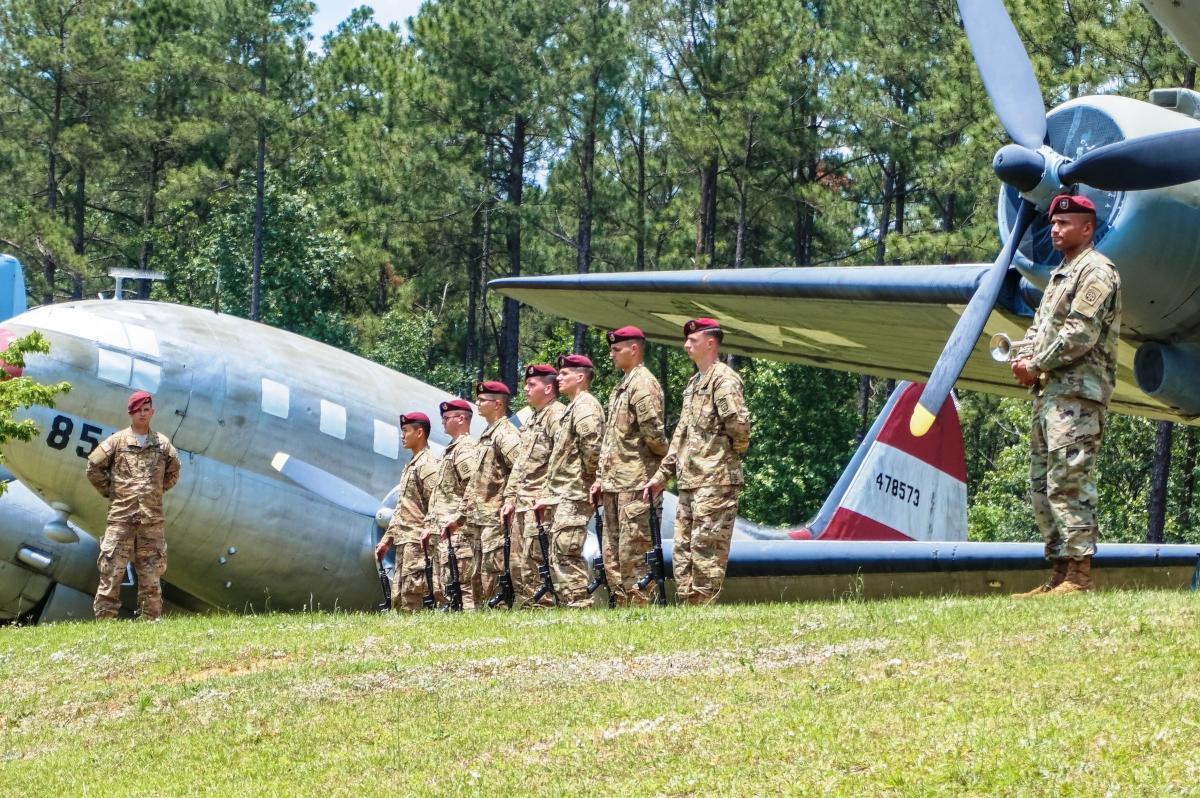 Air Park at 82nd Airborne Division War Memorial Museum