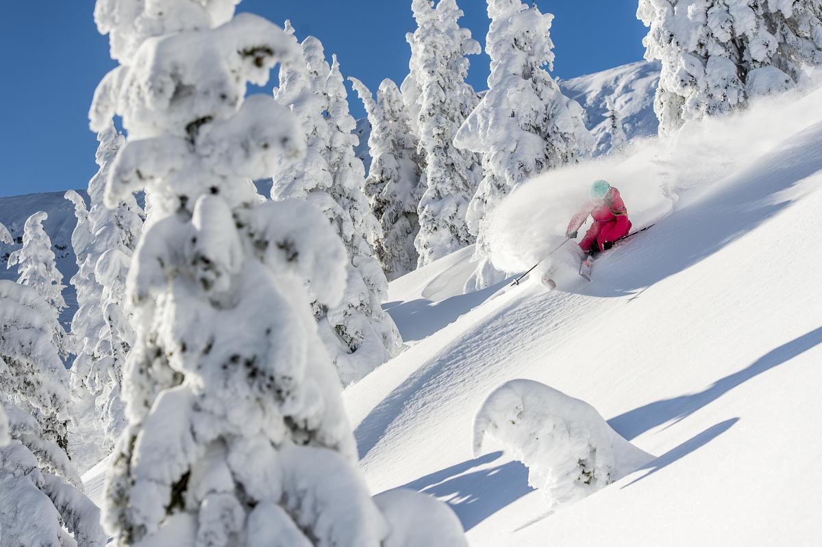 Winter story ideas - skiing