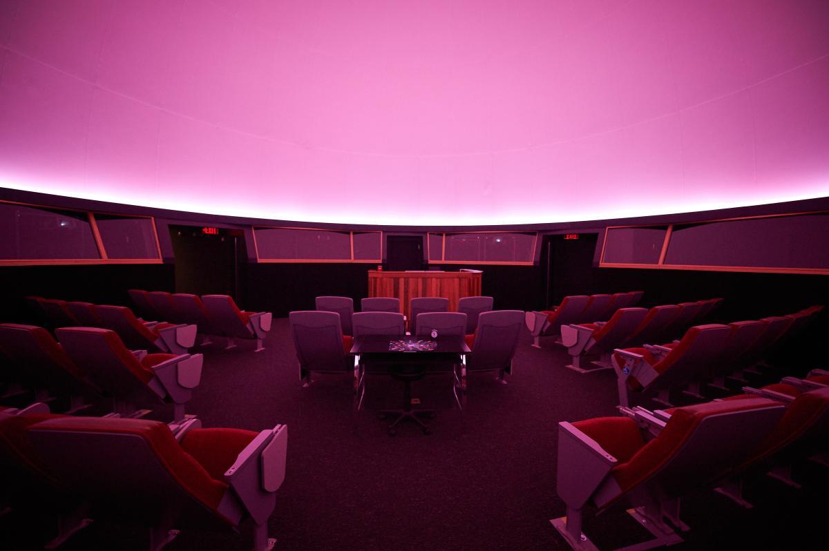 Lafayette Science Museum Planetarium