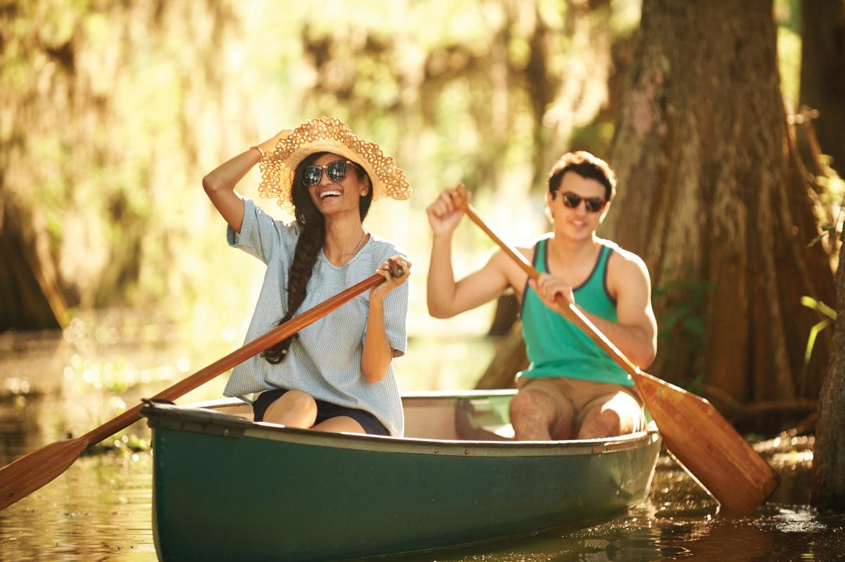 Lake Martin Canoe Stay Happy