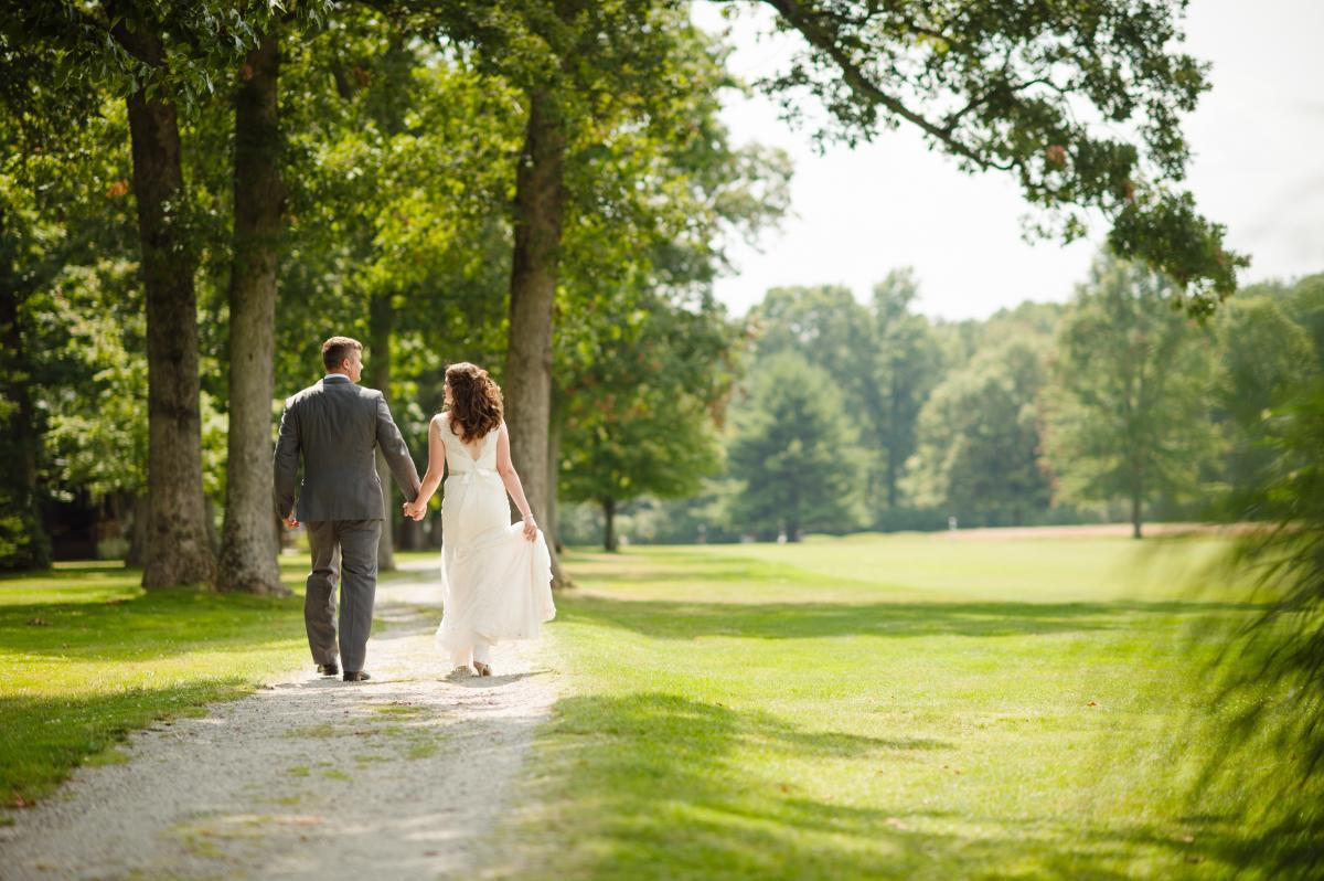 Pike Run Wedding
