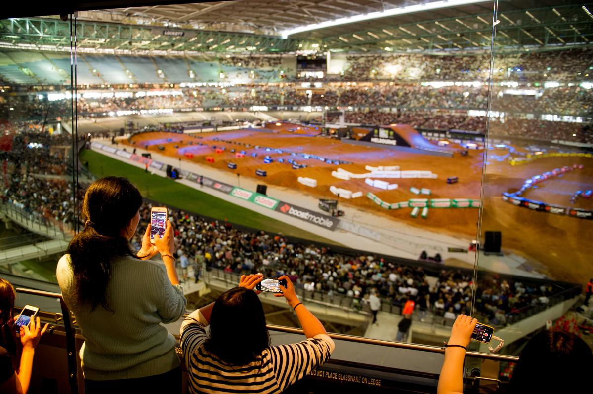 Dreamtime Famil 2019 - AUS-X Open at Marvel Stadium