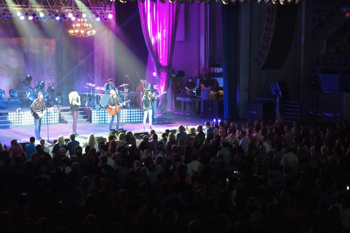 Little Big Town at Mayo Civic Center