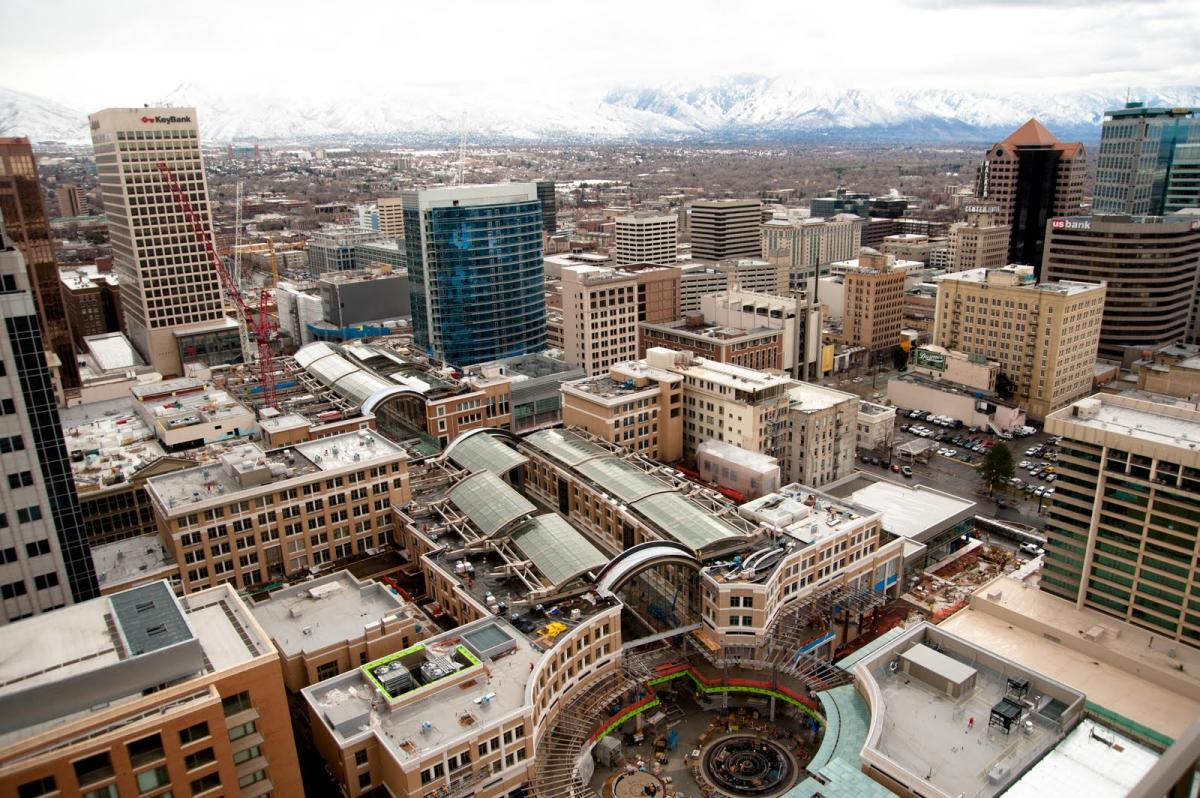 Utah ranks as one of the fastest-growing states for tech jobs, and is home to more than 6,500 tech-focused companies
