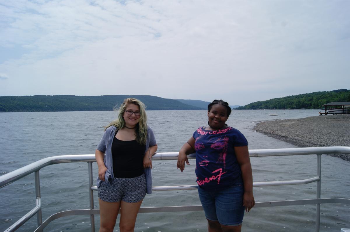 Onanda Park Dock Girls