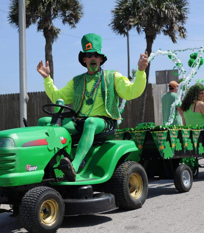 St. Patrick's Day in Brazosport