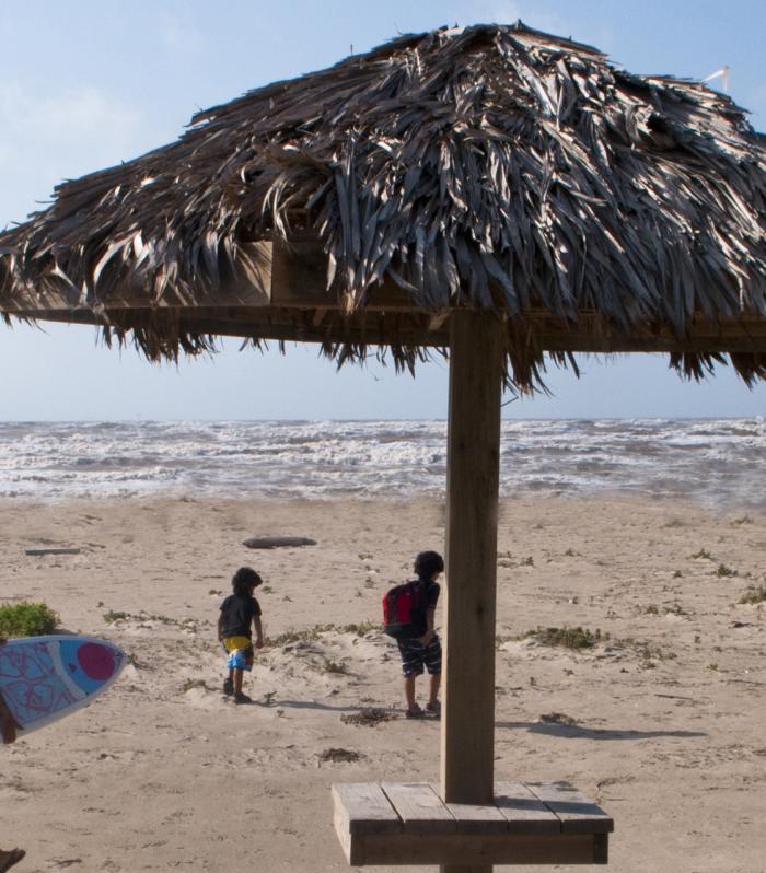 Brazosport Quintana Beach County Park