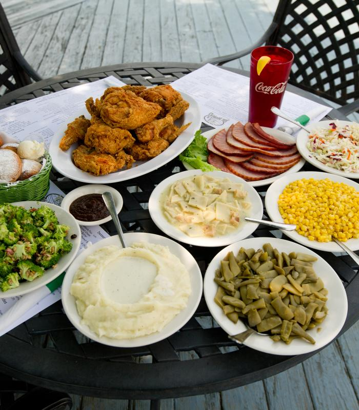Joe Huber's Food