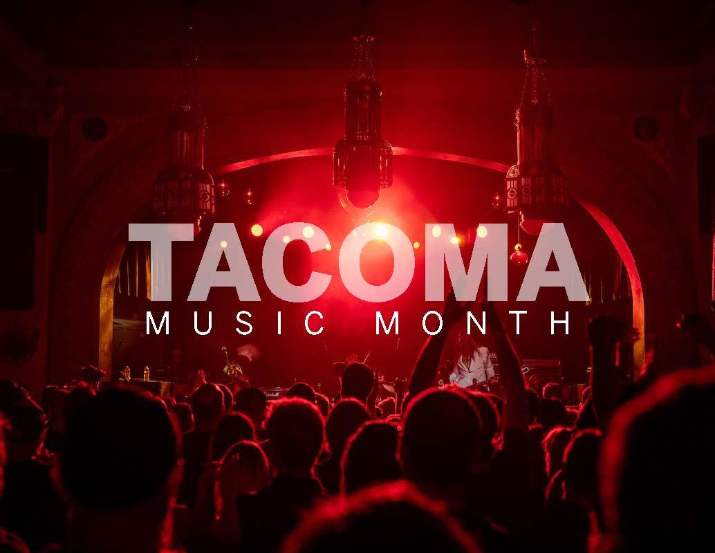 Tacoma Music Month