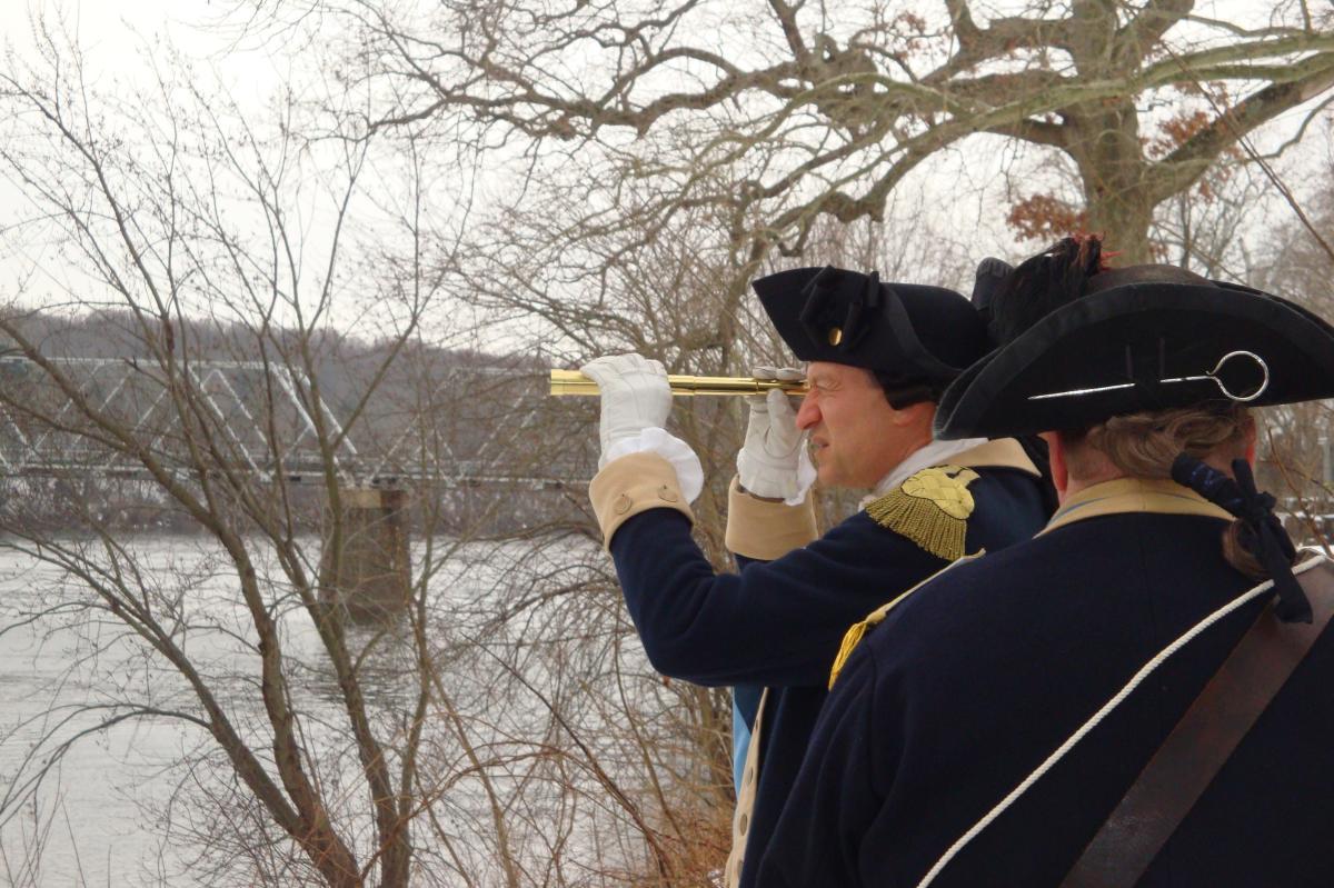 Washington Crossing Historic Park George Washington