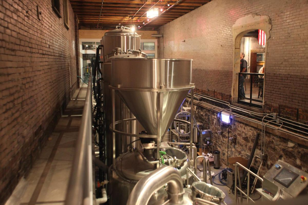 Distillery-Brewery - Tattered Flag Brewhouse