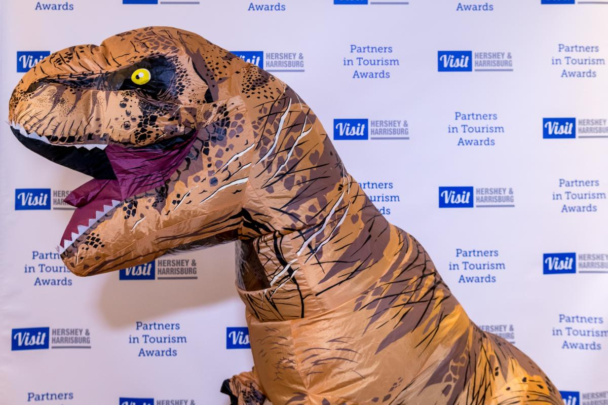 Tourism Awards 2016 - Best New Event - Dino-Mite Summer - Dino Selfie