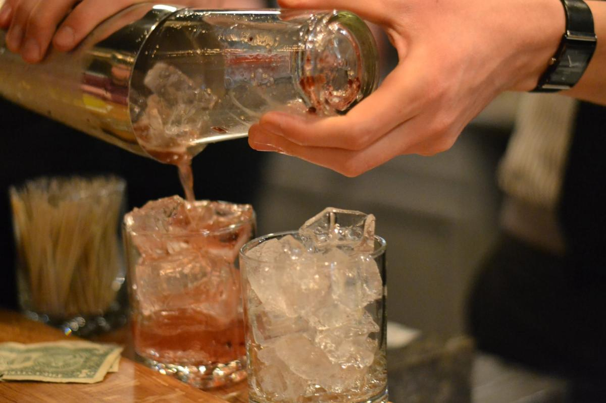 The art of mixology is alive and well at Great Northern Distilling in Plover.