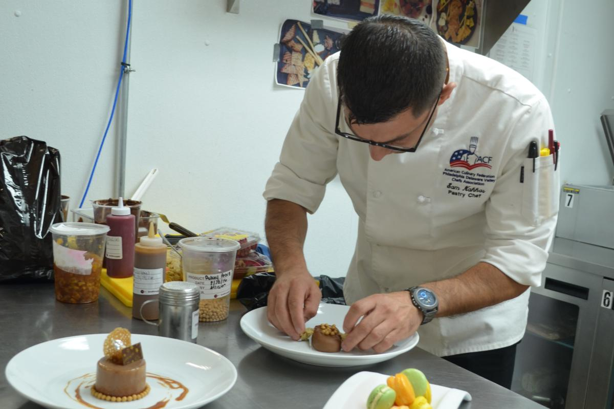 Normandy Farm Pastry Chef