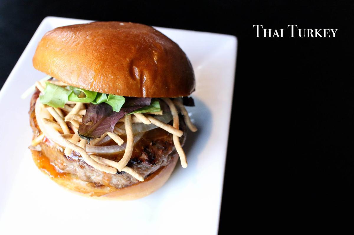 Thai Turkey The Burger Stand Topeka Kansas