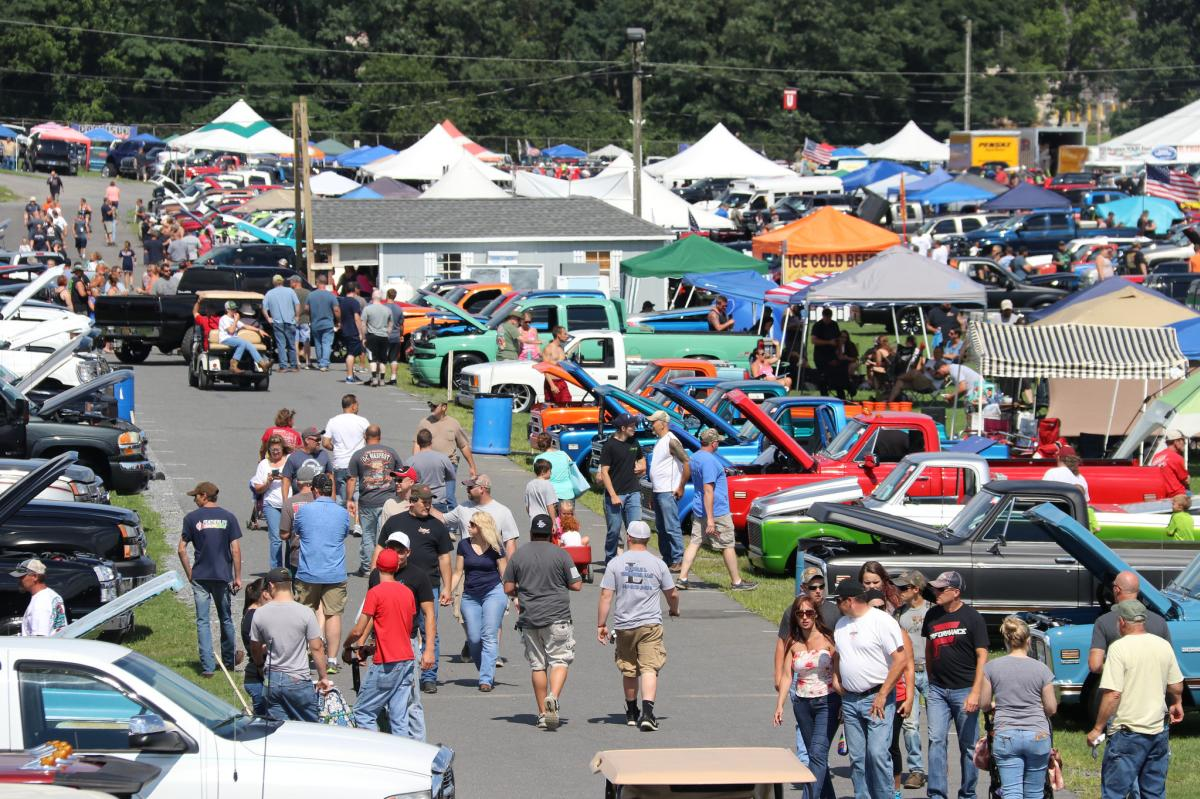 Carlisle Events Truck Nationals