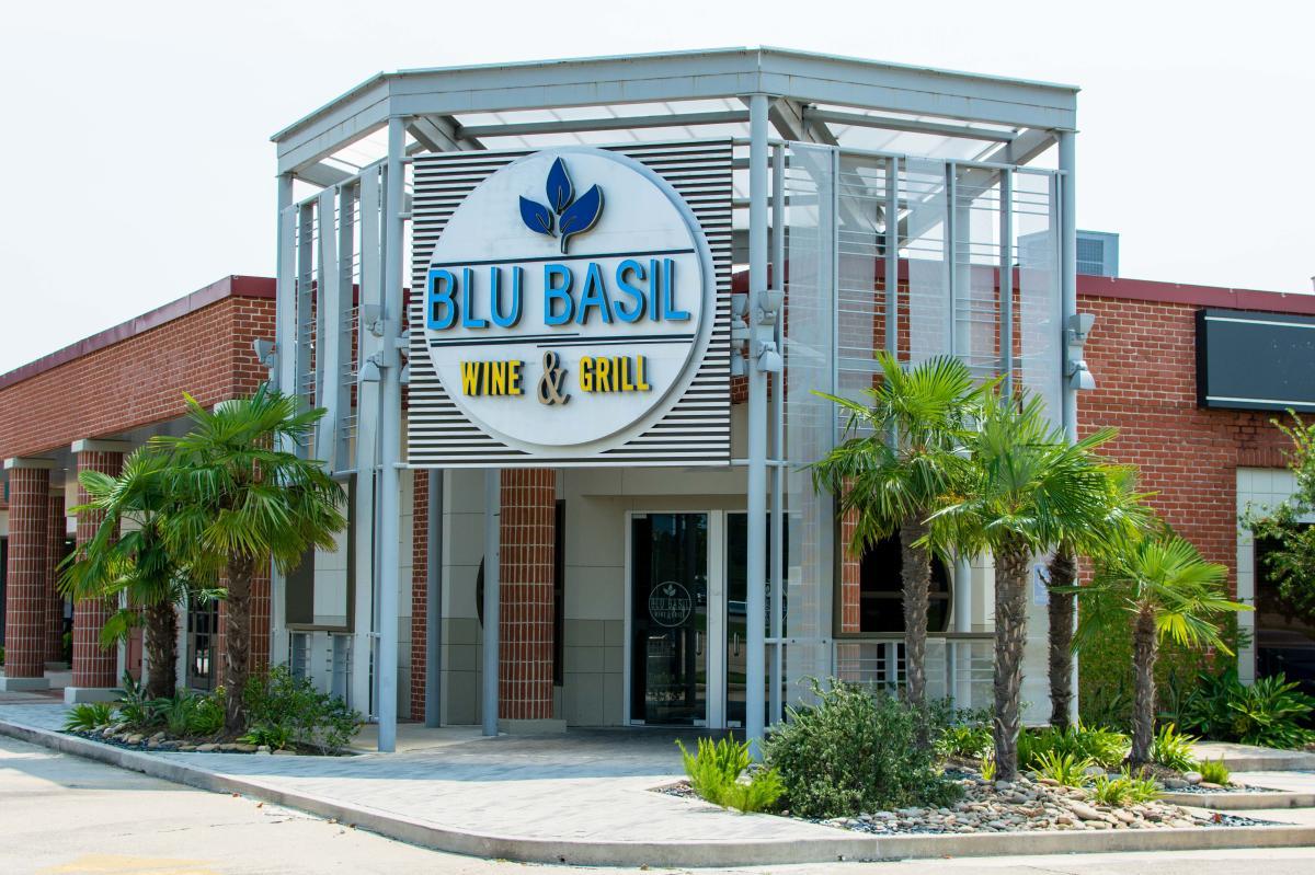 Blu Basil Exterior