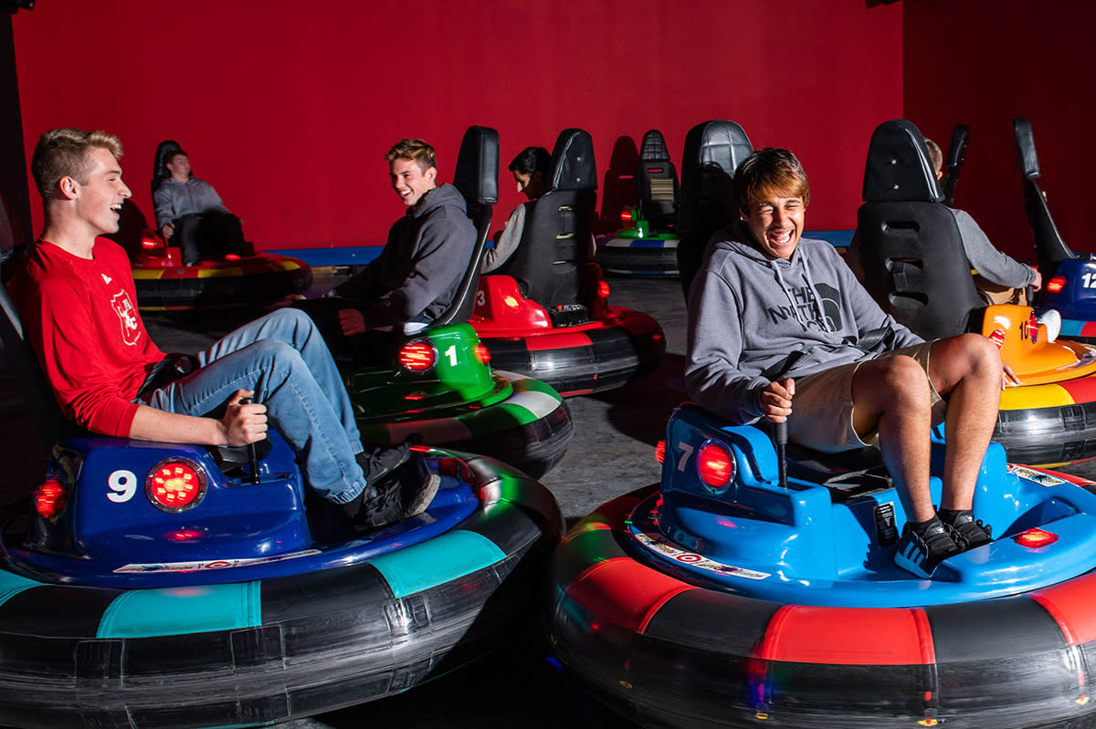 Roseland Family Fun Center - Bumper Cars