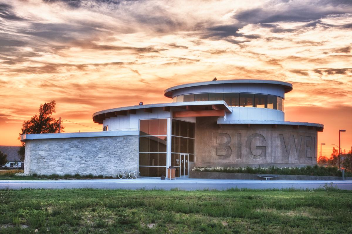 The Big Well Greensburg