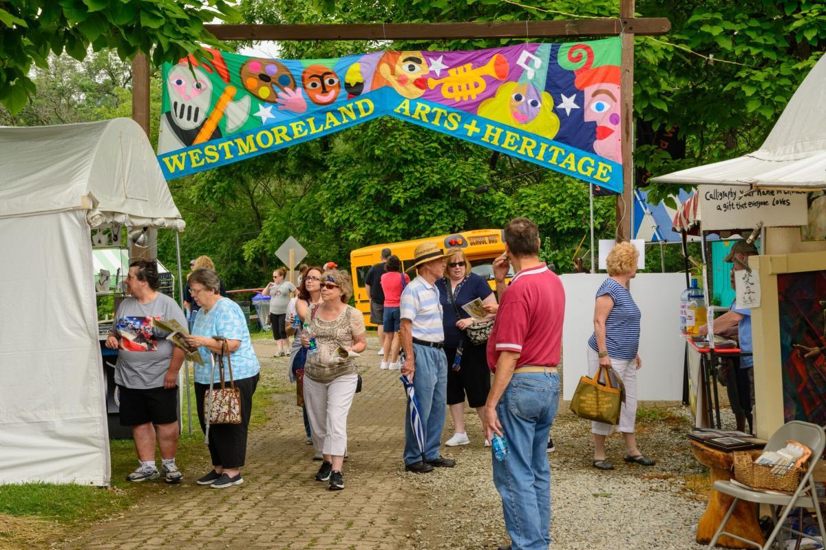 Westmoreland Arts & Heritage Festival