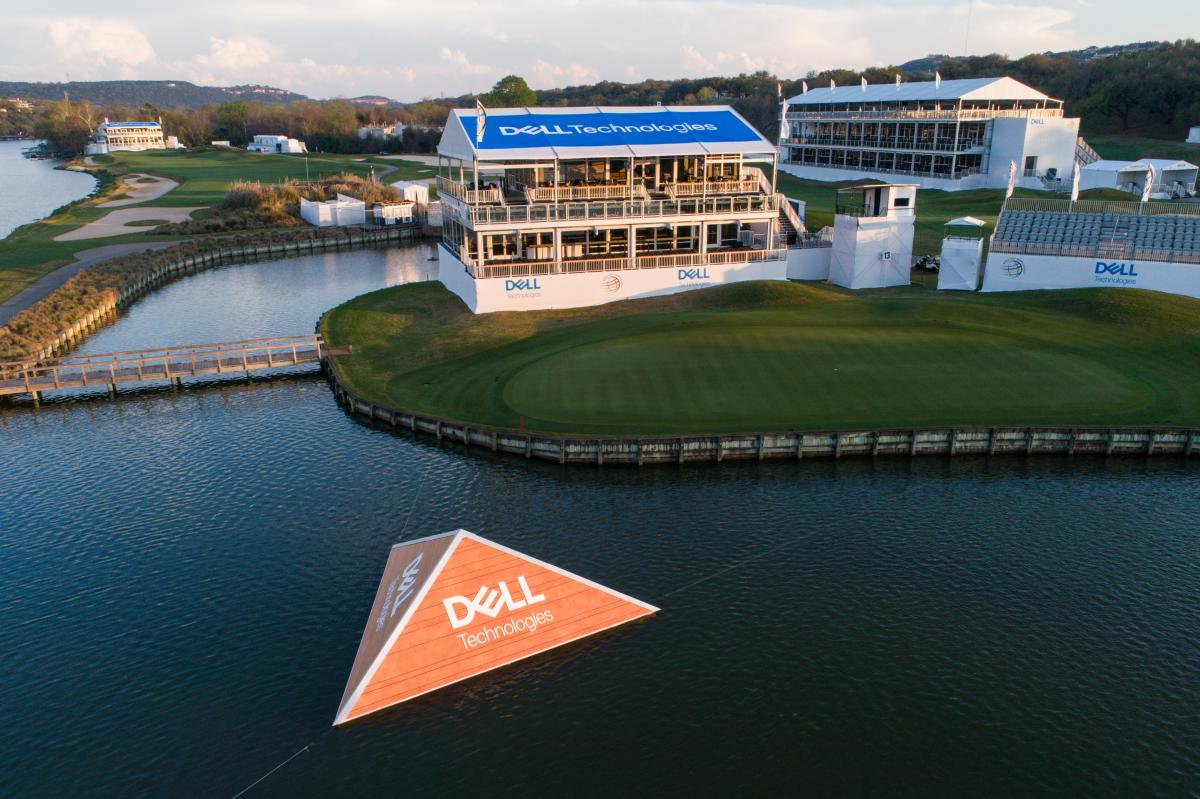 Dell Match Play at the Austin Country Club on Lake Austin in austin texas