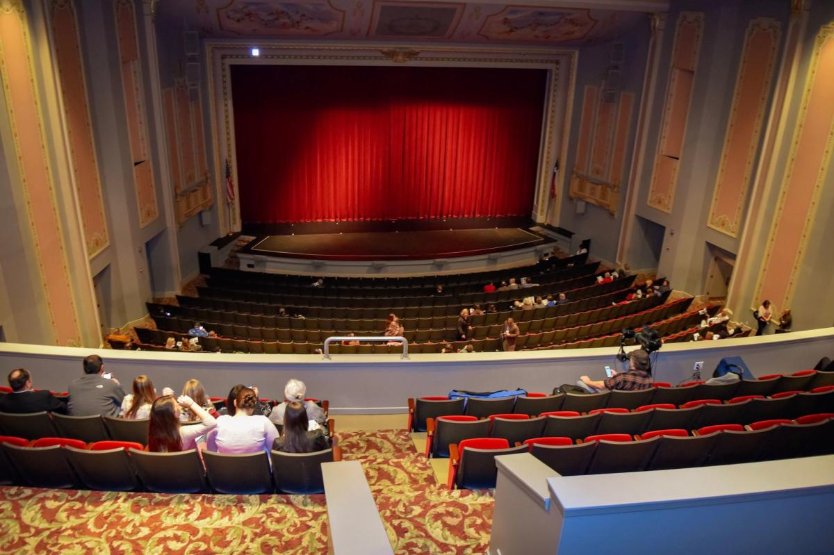 Julie Rogers Theatre Main Stage