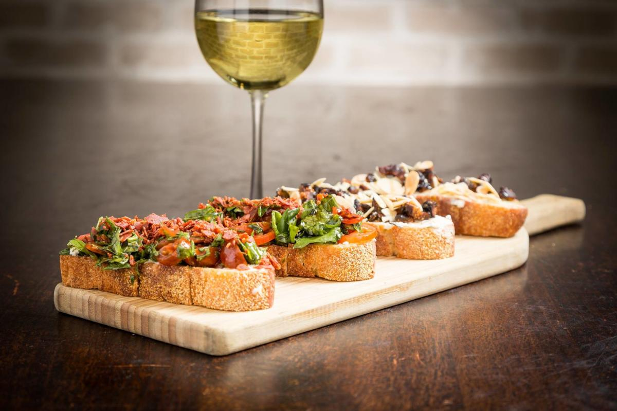 Stone & Vine Urban Italian Chandler Wine & Appetizer