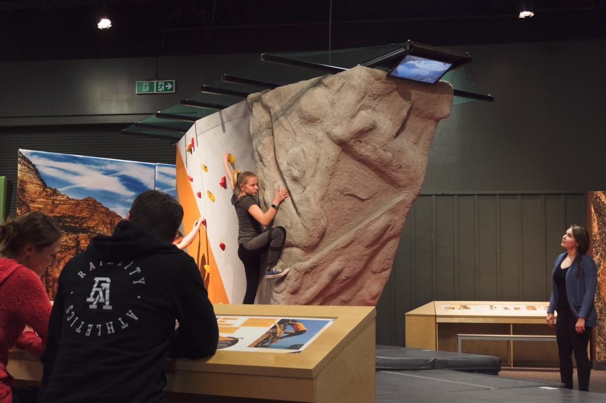Extreme Sports: Beyond Human Limits at Denver Museum of Nature & Science