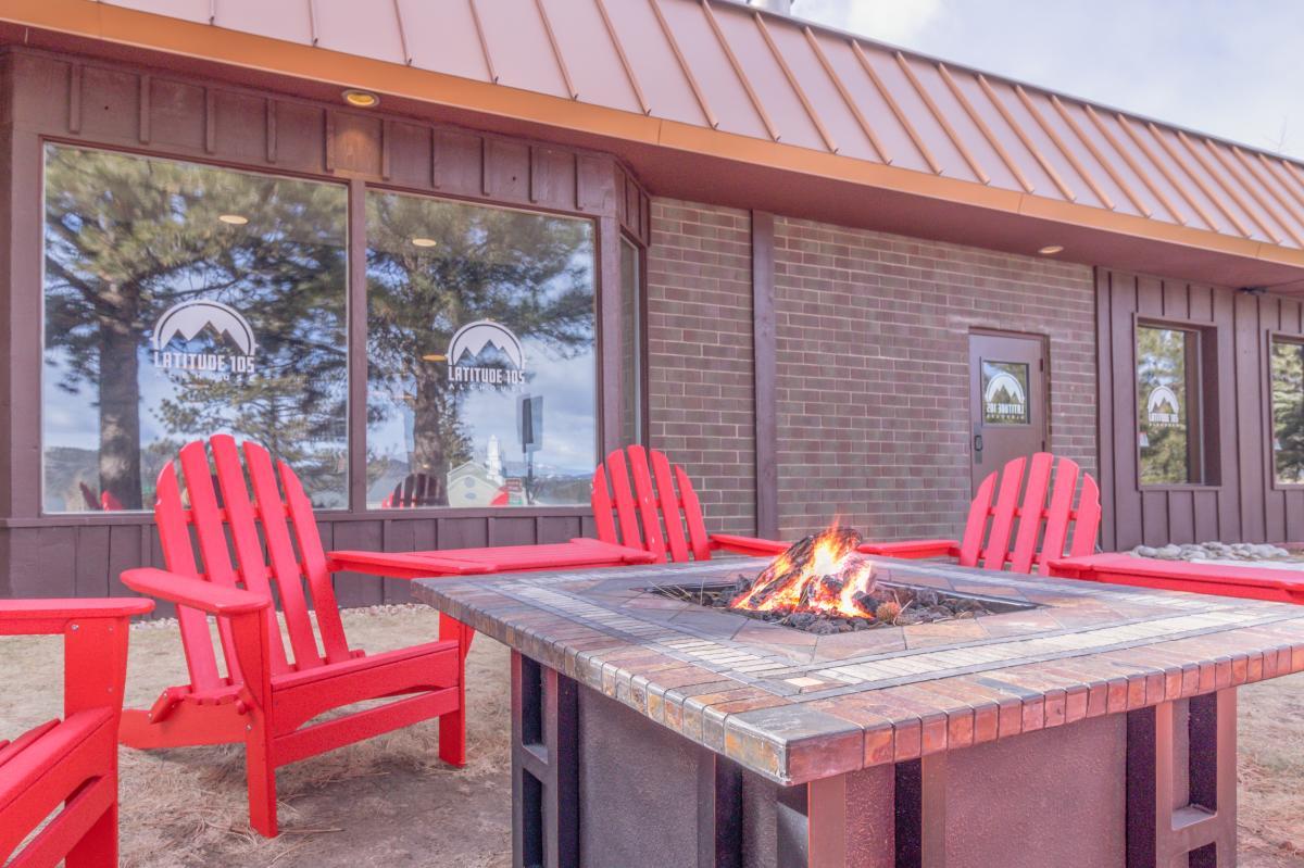 Ridgeline Fireplace