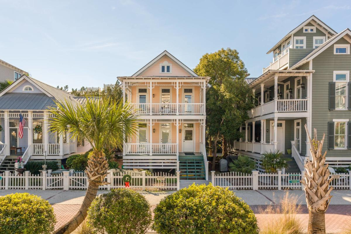 Real Escapes Properties manages several vacation rentals on St. Simons Island, GA
