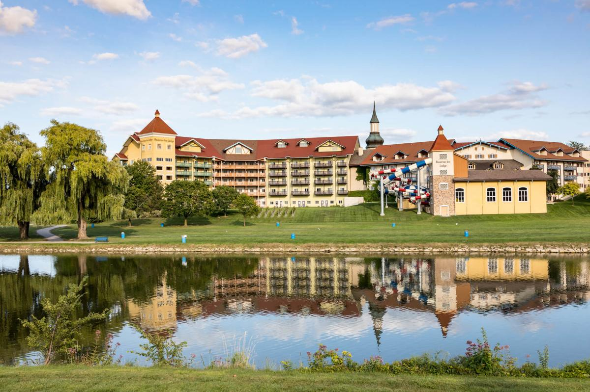 Bavarian Inn Lodge - Waterfront Hotel in Frankenmuth, MI