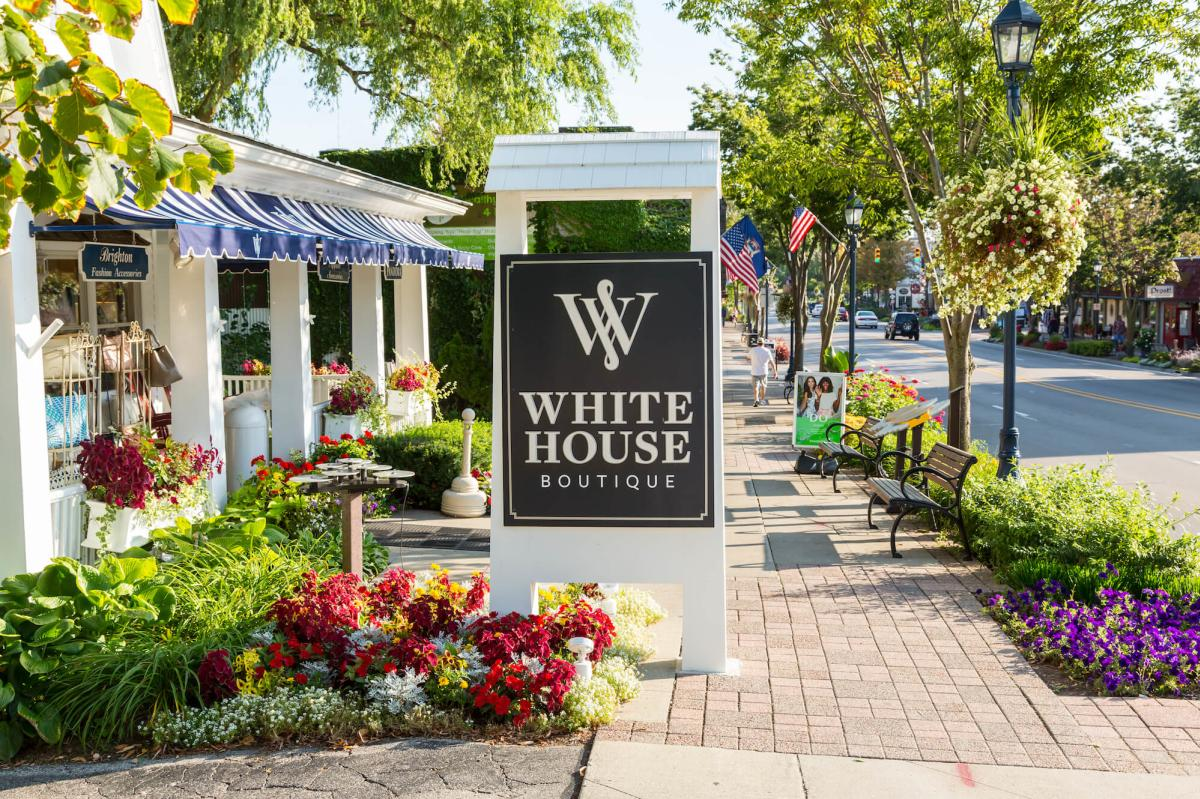 White House Boutique in Frankenmuth, MI