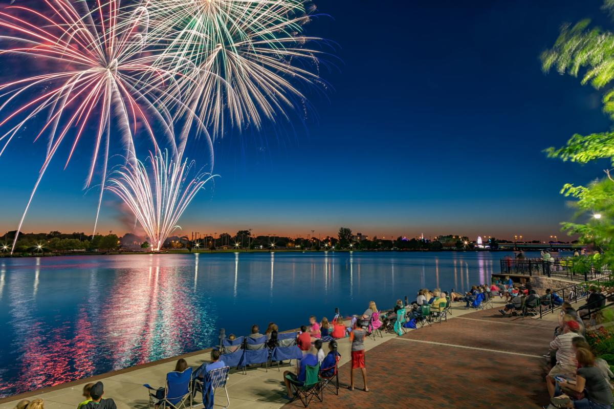 Bay City Fireworks Festival