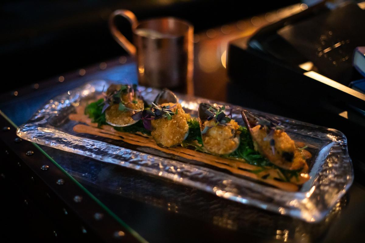 Mussels at Y.N.K. in Irvine