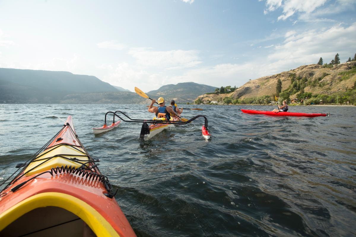 Adaptive Kayaks (2)