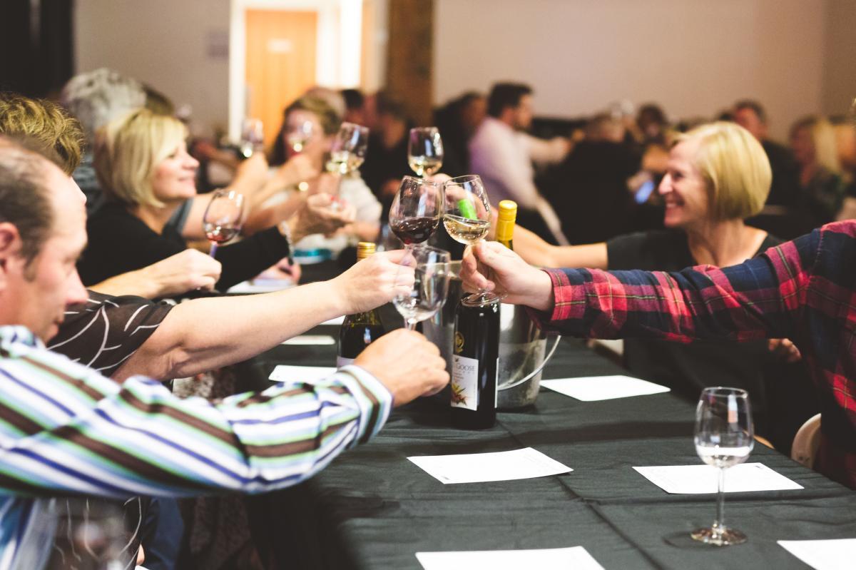 Wine Tasting Event - Okanagan Wine Festival (1)
