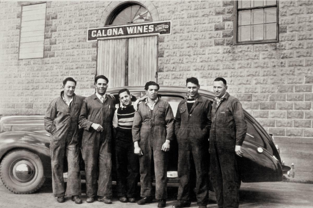 Calona Wines