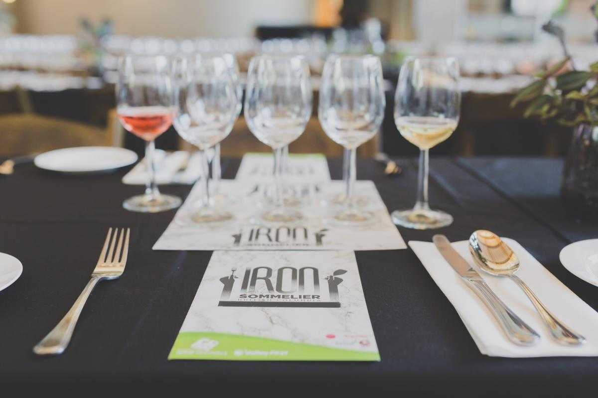 Iron Sommelier - Okanagan Wine Festival