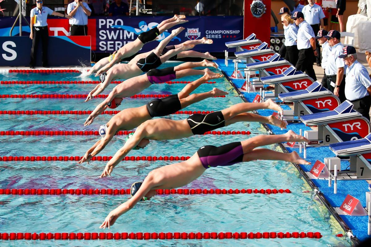 TYR USA Swimming