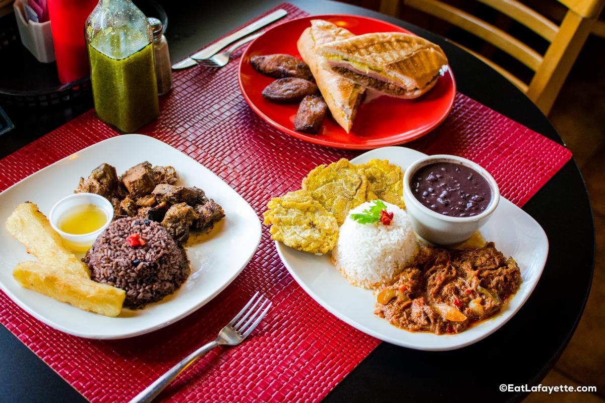 Cafe Habana City Food
